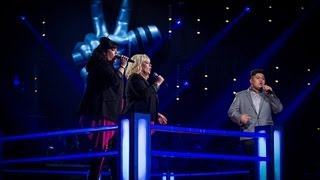 Joseph Apostol Vs Diva - 'Don't Let The Sun Go Down On Me' (Full Video) - The Voice UK 2013