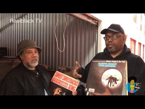A Visit To Charles Woods' Black Movie Vault