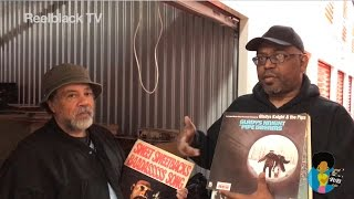 A Visit To Charles Woods Black Movie Vault