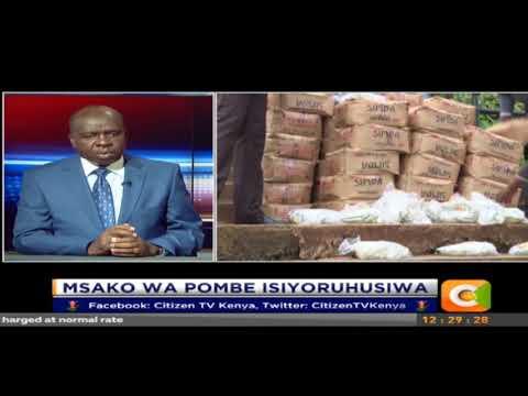 Citizen Extra:Msako wa pombe isiyoruhusiwa