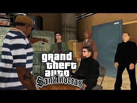 Grand Theft Auto: San Andreas ► СТРИМ #13