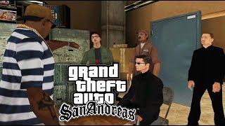 Grand Theft Auto San Andreas ► СТРИМ 13
