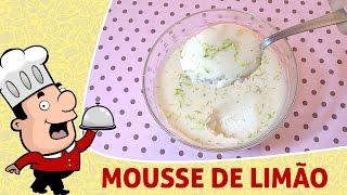 Como Fazer - Mousse de Limão #20