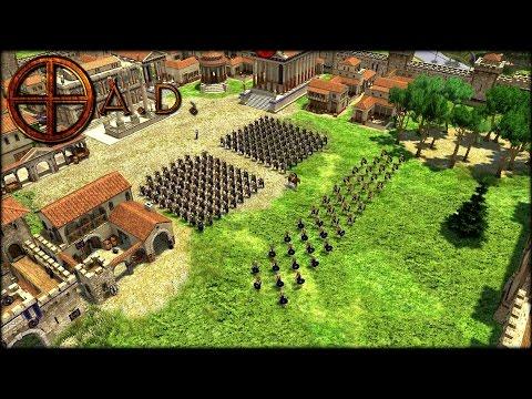 0 A.D. Empires Ascendant - Part 1 - Rome