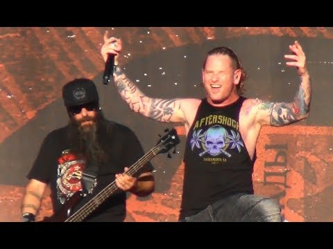 Stone Sour - Say You'll Haunt Me - Aftershock 2017