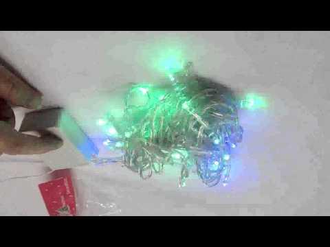YE004C RGB LED 6-ring Magic Ball Light dj effect disco lightиз YouTube · Длительность: 41 с