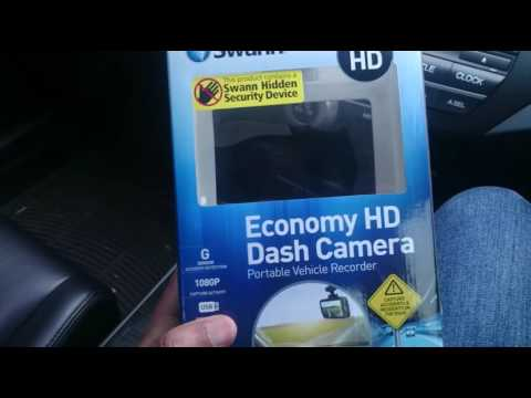 Swann HD Dashcam Australia Failure