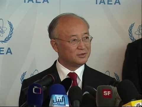 Japan's Yukiya Amano Selected as IAEA Director General