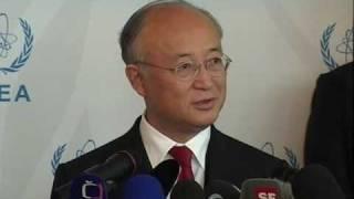 Japan's Yukiya Amano Selected as IAEA Director General