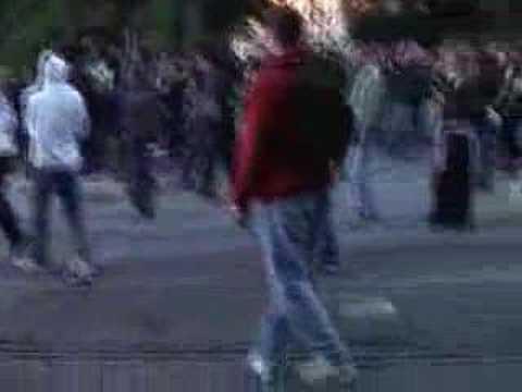 Riots in Gotenburg