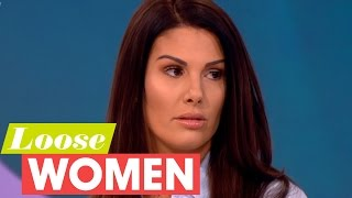 Rebekah Vardy Has Received Death Threats From Online Trolls | Loose Women