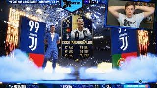 ????FUT Champions, a potem WIELKIE OTWIERANIE za SBC | FIFA 19 live - Na żywo