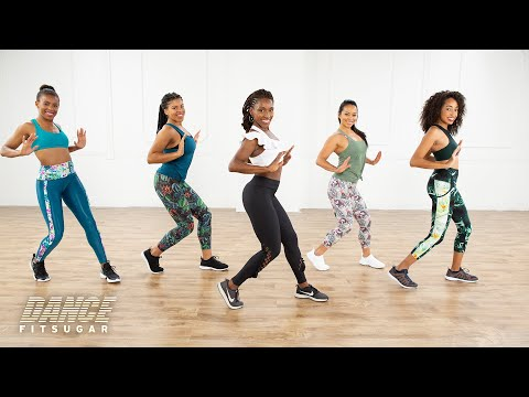 Feel the Island Vibes With This Cardio Dance and Booty-Toning Workout