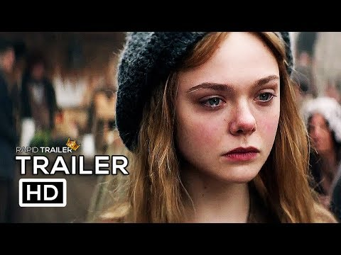 MARY SHELLEY   2018 Elle ning, Maisie Williams Movie HD