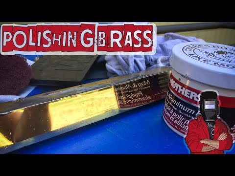 Beginners Guide On How To Polish Brass To A Mirror Finish