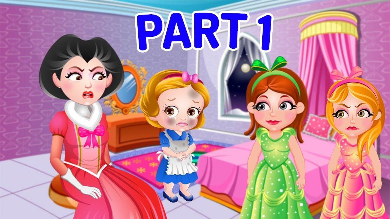 Baby Hazel Cinderella Story - Play free online Baby Hazel