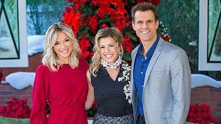 Jodie Sweetin visits - Home & Family