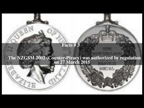 New Zealand General Service Medal 2002 (Counter-Piracy) Top # 5 Facts