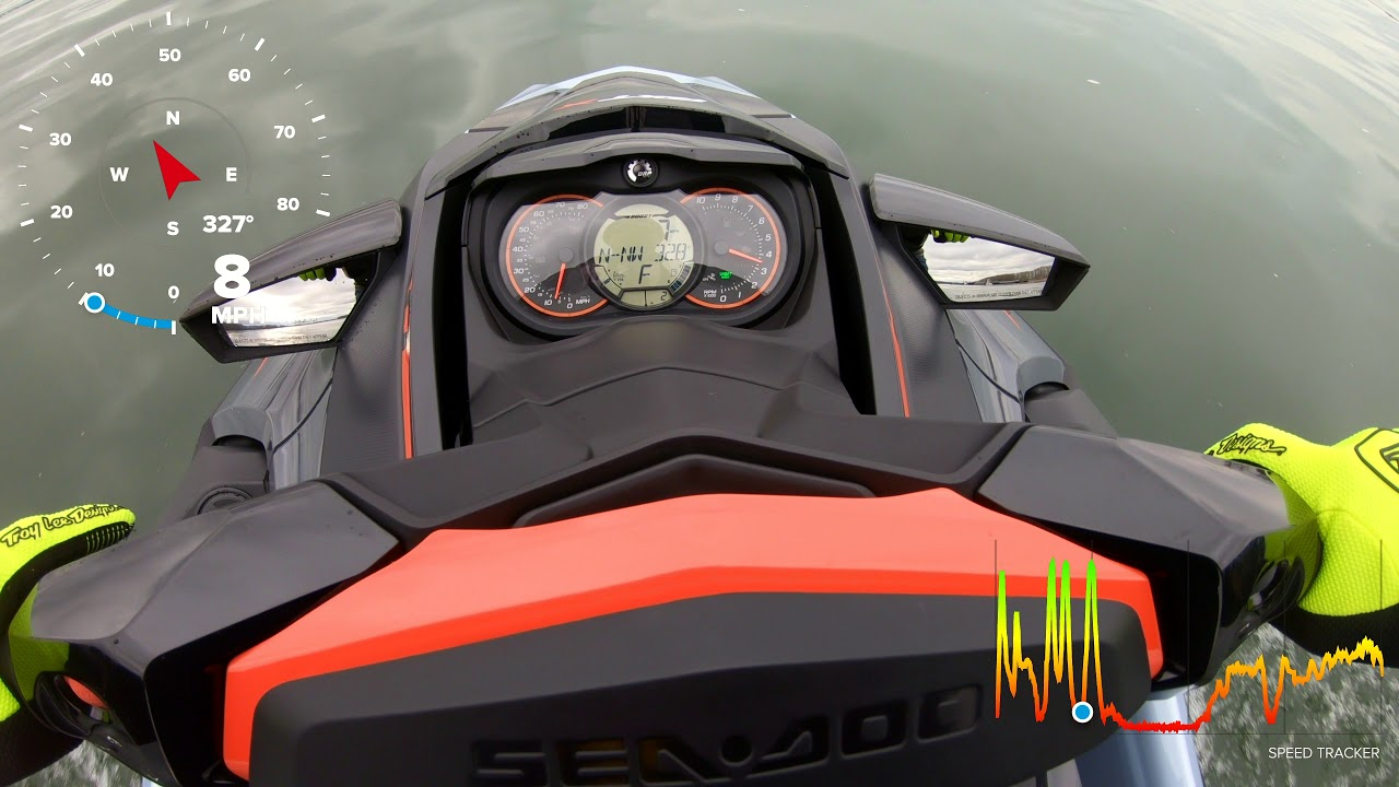 2018 Sea Doo RXTX Experience