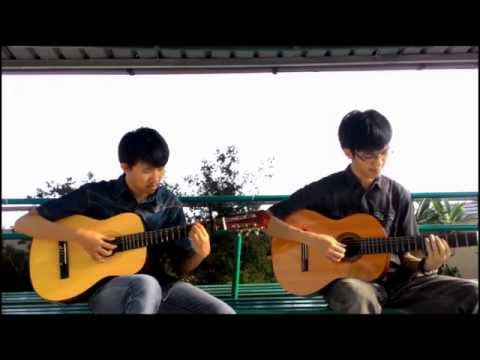 Depapepe - Wedding Bell (Guitar Cover by Adrian ft Rinaldo)