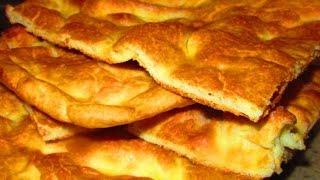 Вкусная сладкая лепешка - Испанская Альмойшавена