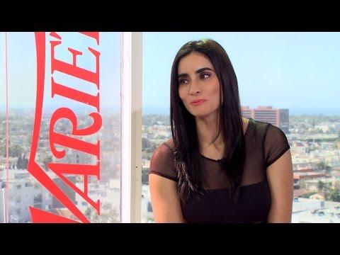 Paola Nuñez, de la serie 'The Son', nos cuenta si engordaría para interpretar un rol