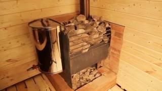 Новая серия печей для бани и сауны. Отзыв, обзор печи-каменки устройство и принцип действия