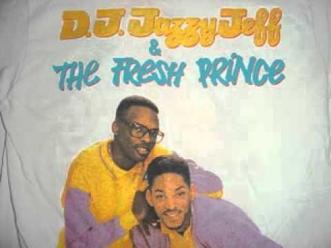 DJ Jazzy Jeff and The Fresh Prince Original Mid 80s Mixtape