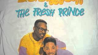 DJ Jazzy Jeff and The Fresh Prince Original Mid 80