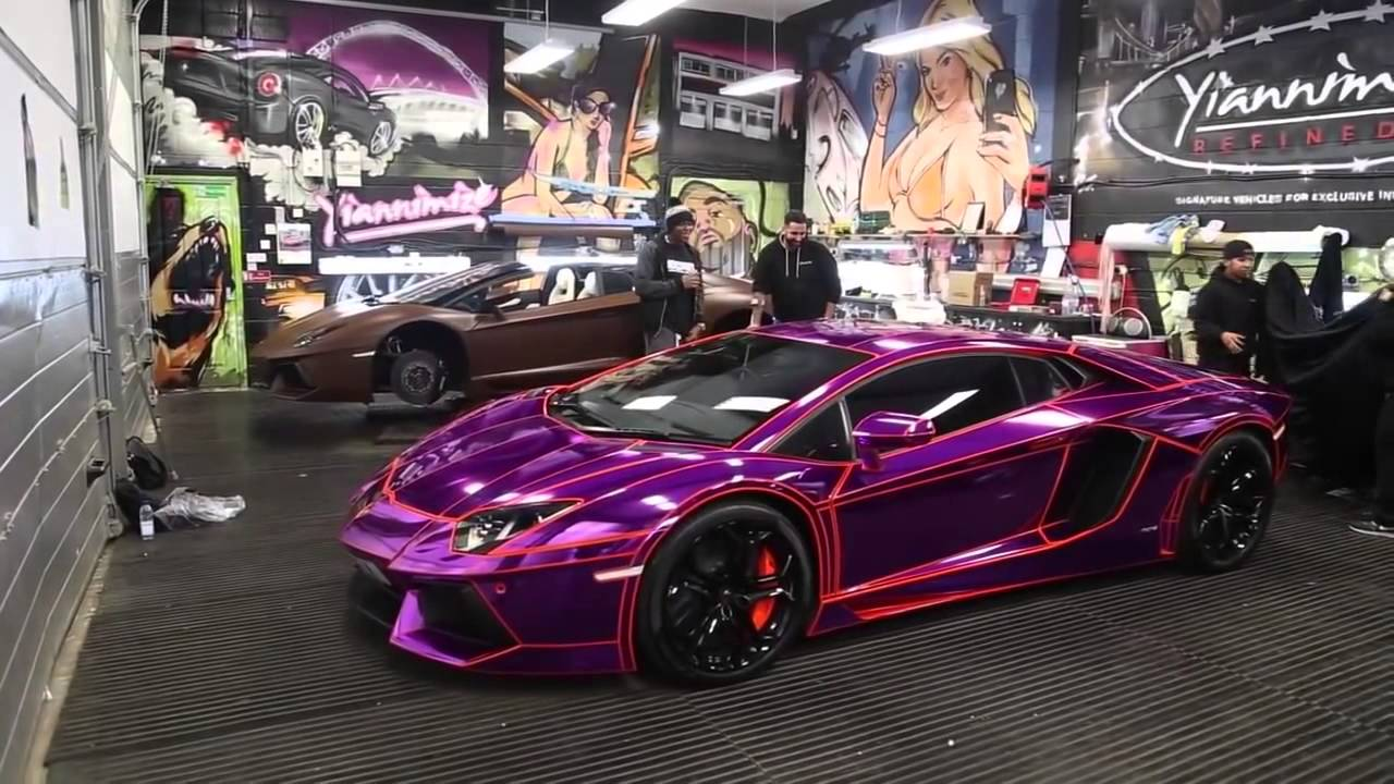 Tanner Fox Car Wallpaper Supercars Of Youtubers Ksi Romanatwood Shmee150