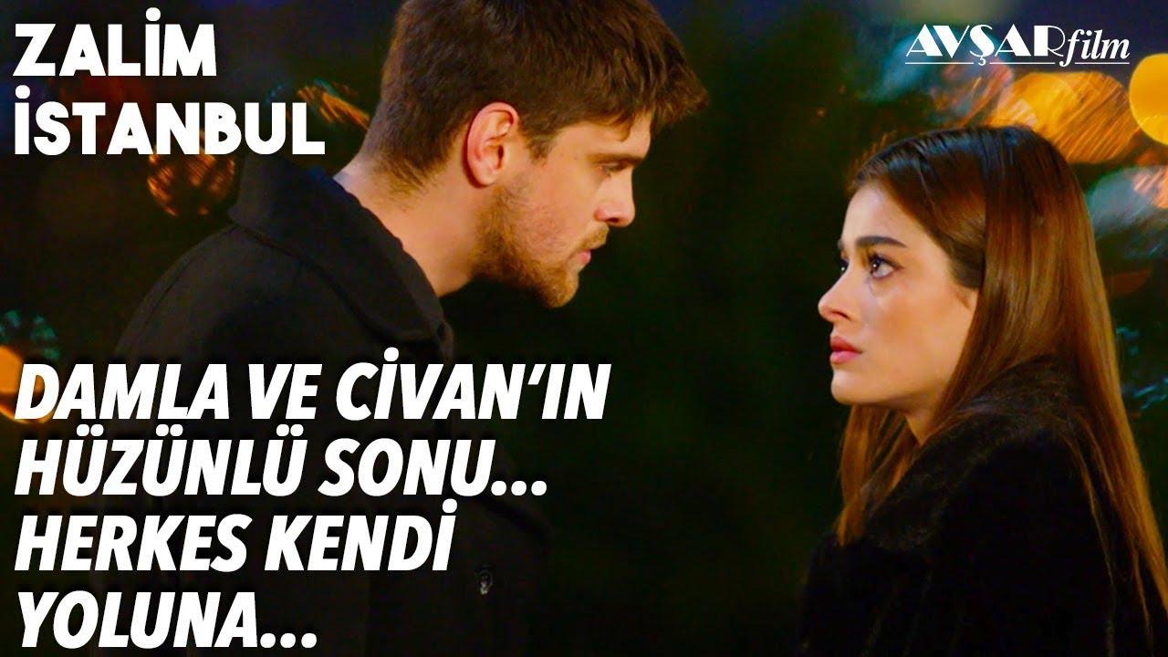 Yusuf Damla'ya Yürüdü, Civan Saldırdı!🔥🔥 - Zalim İstanbul 36. Bölüm