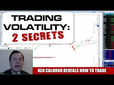 Trading Volatility : How to Trade Ep#040