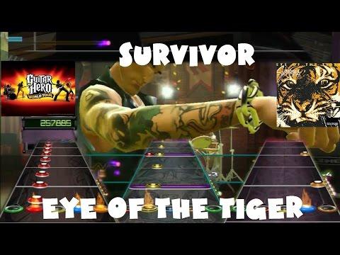 Survivor - Eye of the Tiger - Guitar Hero...