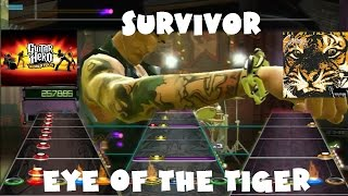 Survivor - Eye of the Tiger - Guitar Hero World Tour Expert Full Band