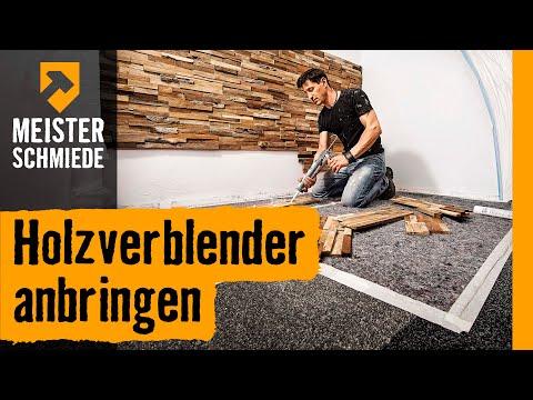 Holzverblender Anbringen Hornbach Meisterschmiede Luchshie Prikoly