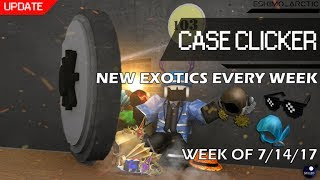 ROBLOX / [20M!] Case Clicker / 499 Billion Case Bux Unboxing! / Part 2