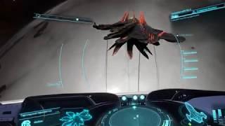Elite Dangerous. Medusa solo kill (Cutter).