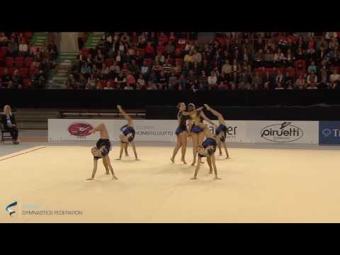 Team Amelit Club Greve, DEN - AGG World Championships 2017 Helsinki