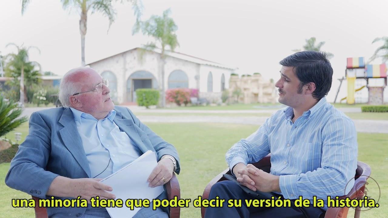 Cristian Iturralde entrevista a Ernst Zundel