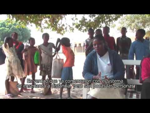 EPF en Mozambique, escuelas hacia el futuro. Pau Soler