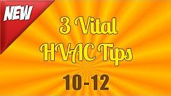 HVAC Raleigh NC | Heating and Air Raleigh Repair Tips