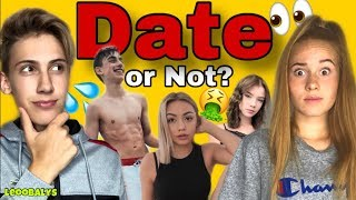 DATE✅ or NOT ❌?! mit Leon😱| LEOOBALYS
