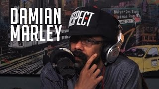 Damian Marley Shares Favorite Songs by his Father, working w / Nas & Thoughts on Dancehall Today