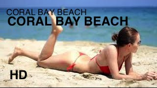 Coral Bay Beach Paphos HD, Отдых на Кипре 2015(Coral Bay Beach Paphos HD, Отдых на Кипре 2015 Lovely Coral Bay beach, reasonable price for beds/parasols. Easy access using local bus service., 2015-05-24T11:39:00.000Z)