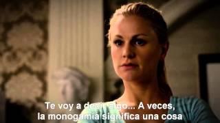 True Blood Season 7 Episode 7 - Dr Ludwig examines Bill