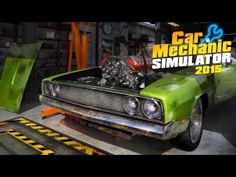 Где скачать Car Mechanic Simulator 2015 (rus)