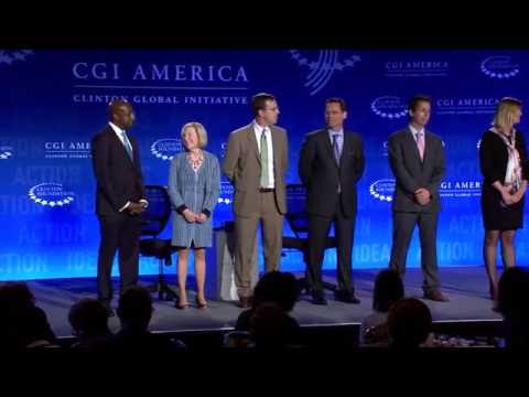 Commitment Announcements: Atlanta - CGI America 2016