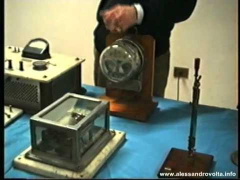 Alessandro Volta - La nascita dell'Elettricità