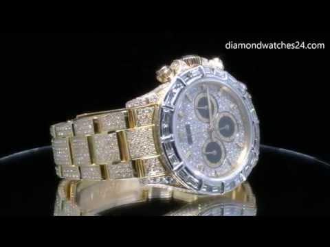 Rolex Full Diamond