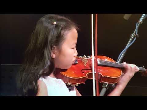 2017.04 Natalie - Concerto in Am RV356, Op. 3, No. 6 (III. Presto) - A. Vivaldi